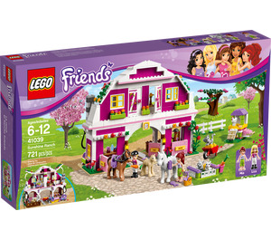 LEGO Sunshine Ranch Set 41039 Packaging