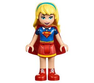 LEGO Super Girl Minifigure