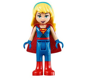 LEGO Super Girl Minifigure