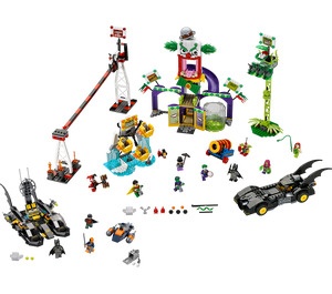 LEGO Super Heroes DC Collection Set 5004816