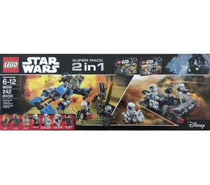 LEGO Super Pack 2 in 1 Set 66556