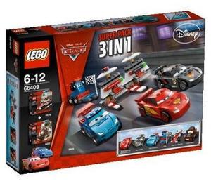 LEGO Super Pack 3-in-1 Set 66409