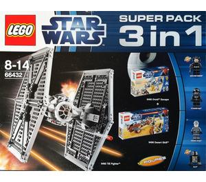 LEGO Super Pack 3-in-1 66432