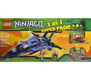 LEGO Super Pack 3-in-1 Set 66444
