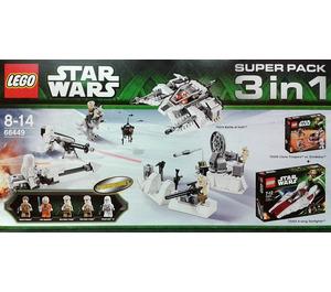 LEGO Super Pack 3-in-1 Set 66449