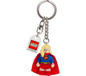 LEGO Supergirl Key Chain (853455)