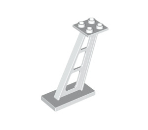 LEGO Support 2 x 4 x 5 Stanchion Inclined with Thick Supports (4476)