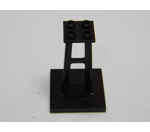 LEGO Support 4 x 4 x 5 Stanchion with Plain Studs (2680)