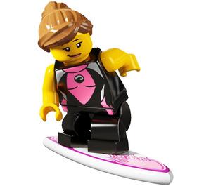 LEGO Surfer Girl Set 8804-5