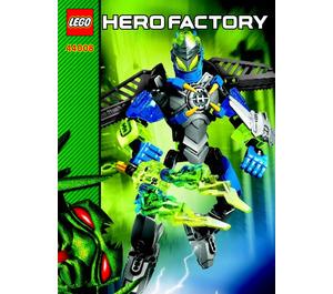 LEGO SURGE Set 44008 Instructions