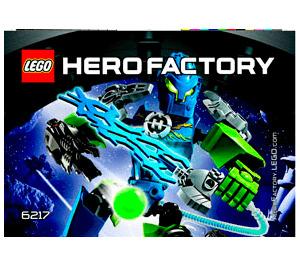LEGO SURGE Set 6217 Instructions