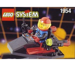 LEGO Surveillance Scooter Set 1954-1