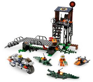 LEGO Swamp Raid Set 8632
