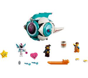 LEGO Sweet Mayhem's Systar Starship! Set 70830