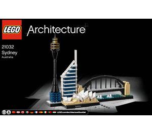 LEGO Sydney Set 21032 Instructions