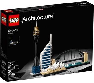 LEGO Sydney Set 21032 Packaging
