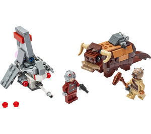 LEGO T-16 Skyhopper vs Bantha Microfighters Set 75265