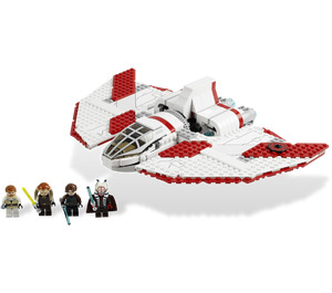 LEGO T-6 Jedi Shuttle Set 7931-1