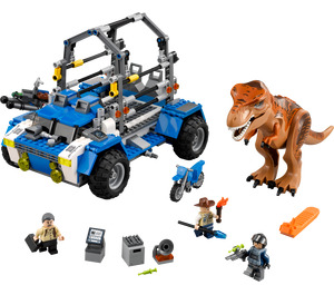 LEGO T. rex Tracker Set 75918