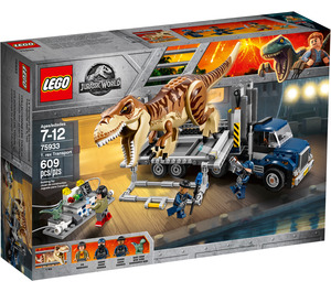 LEGO T. Rex Transport Set 75933 Packaging