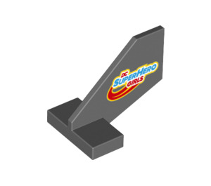 LEGO Tail 2 x 3 x 2 Fin with Decoration (34560)