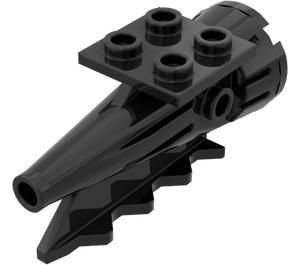 LEGO Tail 4 x 2 x 2 with Rocket (4746)