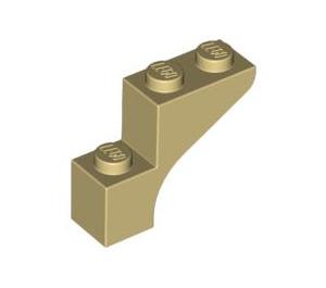 LEGO Tan Arch 1 x 3 x 2 (88292)