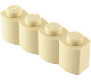 LEGO Tan Brick 1 x 4 Log (30137)