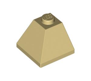 LEGO Tan Slope 45° 2 x 2 (3045)