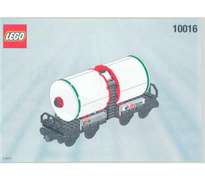 LEGO Tanker Set 10016 Instructions