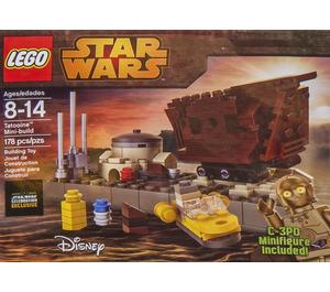 LEGO Tatooine Mini-build Set CELEB2015