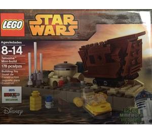 LEGO Tatooine Mini Build Set FANEXPO2015