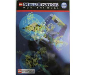 LEGO Team Challenge Set with USB Transmitter 9794 Instructions