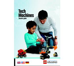 LEGO Tech Machines Set 45002 Instructions