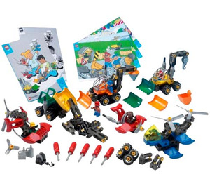 LEGO Tech Machines Set 9203-2