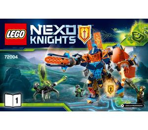 LEGO Tech Wizard Showdown Set 72004 Instructions