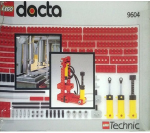 LEGO Technic and Pneumatic Elements Set 9604