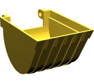 LEGO Technic Excavator Bucket 6 x 9 without Teeth