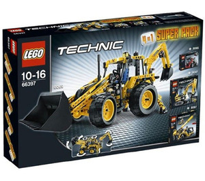 LEGO Technic Super Pack 4 in 1 Set 66397