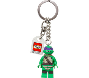 LEGO Teenage Mutant Ninja Turtles Donatello Key Chain (850646)