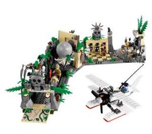 LEGO Temple Escape Set 7623