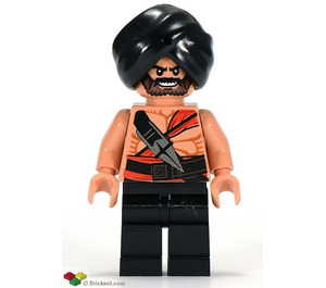 LEGO Temple Guard 2 Minifigure