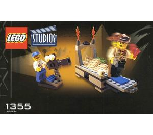 LEGO Temple of Gloom Set 1355