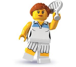 LEGO Tennis Player 8803-10
