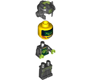 LEGO Terabyte Minifigure