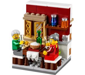 LEGO Thanksgiving Feast Set 40123