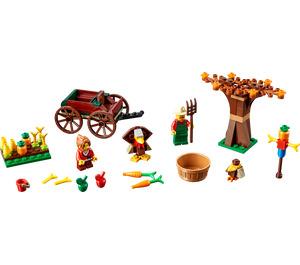 LEGO Thanksgiving Harvest Set 40261