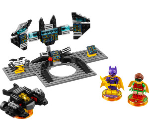 LEGO The Batman Movie: Play the Complete Movie Set 71264