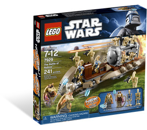 LEGO The Battle of Naboo Set 7929-1 Packaging
