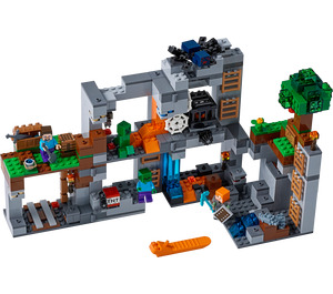 LEGO The Bedrock Adventures Set 21147